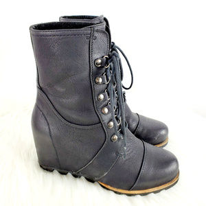 Merona Marisol Winter Wedge Boots